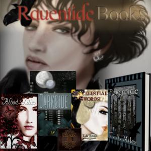 Raventide Books Poster Mikhah