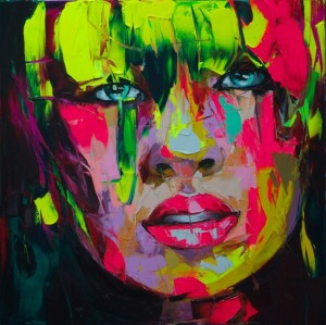 Painting by Nielly Francoise, Artist Series