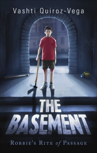Cover for The Basement: Robbie's Rite of Passage