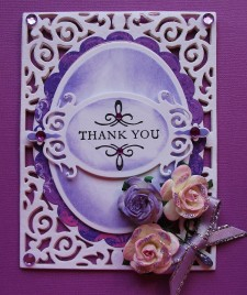 Another beautiful card by Jennifer Kirk