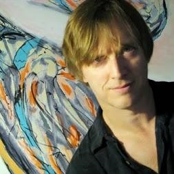 Author Mark Biddle