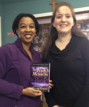 Dana and I at the Dorval Christian Book Depot