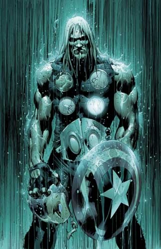 Thor, From Marvel Comics