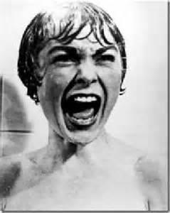 horrified woman face 1