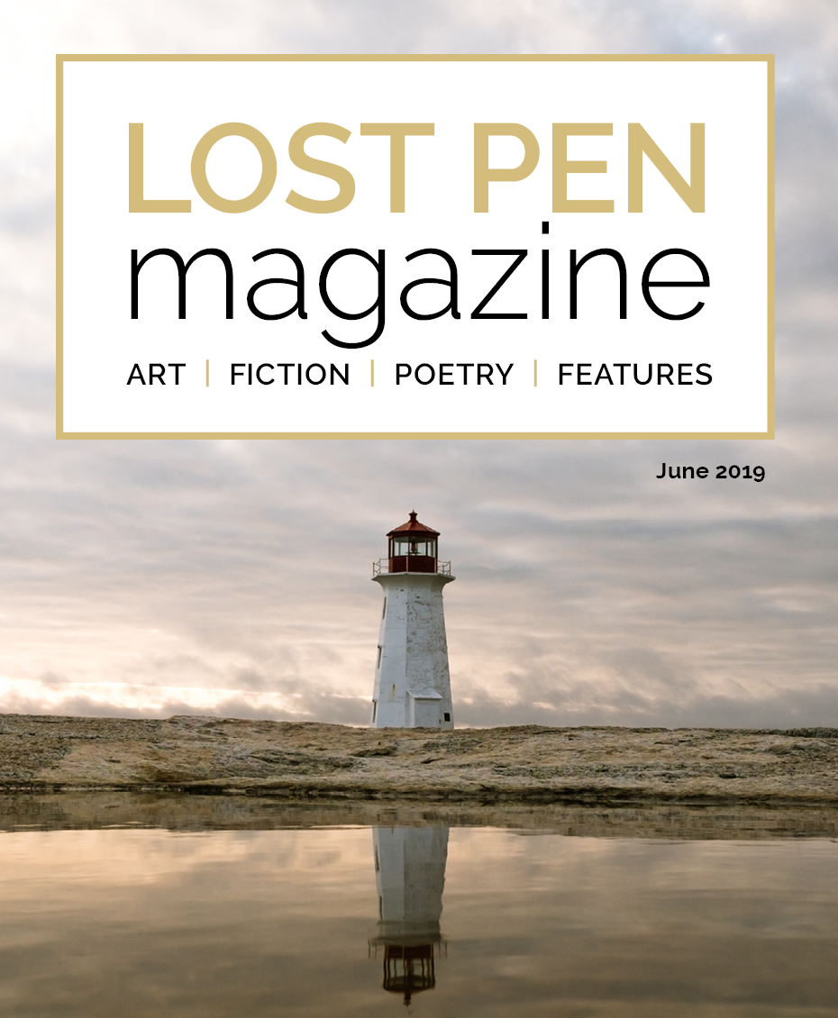 The Lost Pen Magazine is Available Now